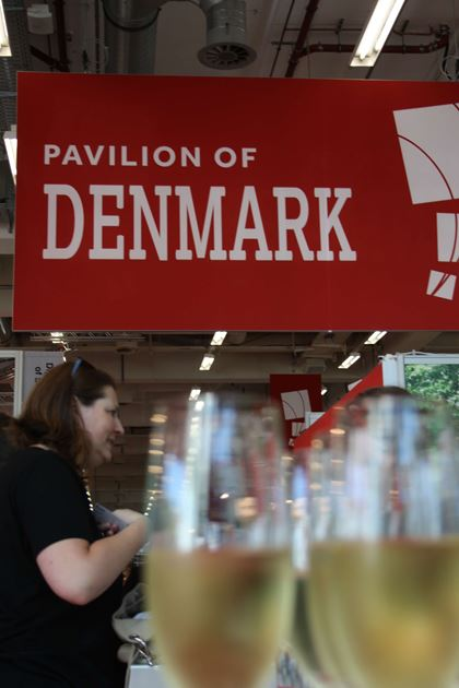 Pavilion of Denmark – a turn-key package to ease your participation