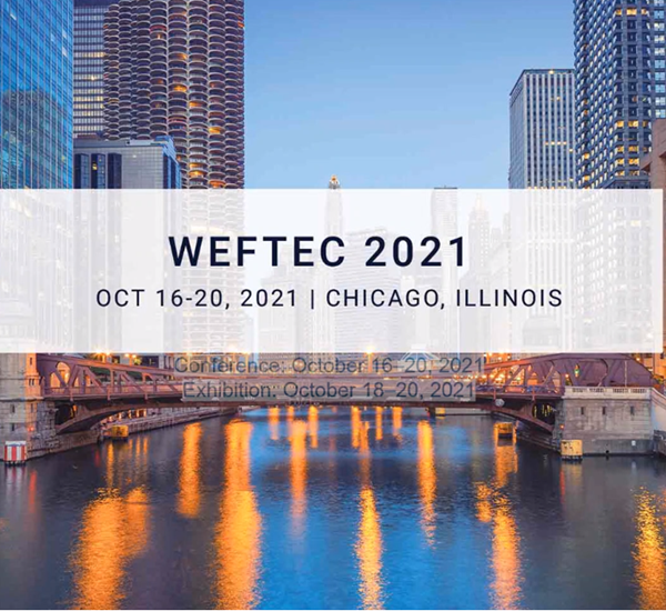 Foto Weftec Dates Chicago 2021