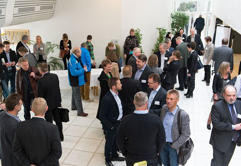 Networking på bioenergi-mode